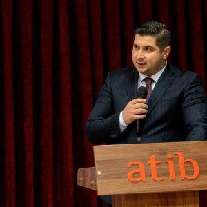 ATIB Union: Fatih Yilmaz als Bundesvorsitzender wiedergewählt
